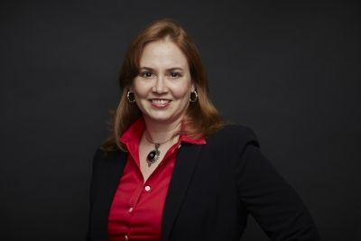 Prof. Allison P Squires headshot