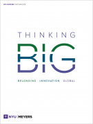 Thinking BIG Fall 2019 magazine cover